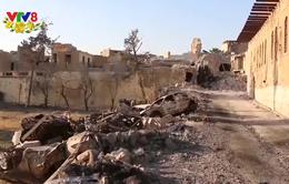 IS phục kích lực lượng an ninh Iraq, 25 người thiệt mạng