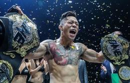 Martin Nguyễn - Võ sĩ gốc Việt giữ 2 đai vô địch thế giới
