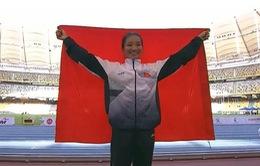 Nguyễn Thị Oanh - người đóng thế hoàn hảo tại SEA Games 29