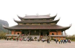 Lượng phương tiện đổ về khai hội chùa Bái Đính dự kiến rất đông