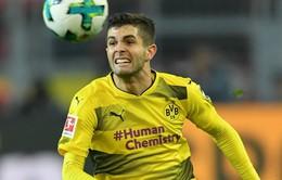 TRỰC TIẾP Chuyển nhượng bóng đá quốc tế ngày 21/2: Đánh bại Bayern Munich, Chelsea có tài năng trẻ của Dortmund, Pulisic