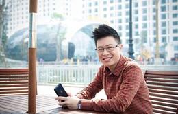 MC Lê Anh tự nhận mình vẫn trẻ