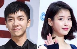 Lee Seung Gi dành tặng IU món quà bất ngờ