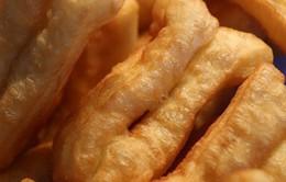 Bánh quẩy E Kya Kway - món ăn đường phố nổi tiếng không thể bỏ qua tại Myanmar