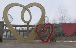Olympic PyeongChang - điểm hẹn của tình yêu