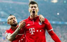 Đội hình tiêu biểu lượt đi vòng 1/8 Champions League