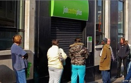 Tỷ lệ thất nghiệp ở Anh lần đầu tiên tăng trong hai năm qua