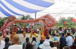 Lễ hội đầu xuân Cầu Bông Trà Quế ở Hội An