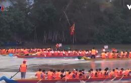 Sôi động ngày hội đua thuyền truyền thống tại Phú Yên