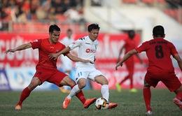 Các cặp đấu vòng 1 V.League 2018: Tâm điểm CLB Hà Nội - CLB Hải Phòng