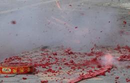 Nghệ An: Đề nghị kiểm điểm lãnh đạo các địa phương để xảy ra đốt pháo đêm giao thừa