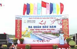 Đà Nẵng ra quân một số công trình trọng điểm