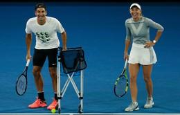 Tin vắn Tennis ngày 22/2: Wozniacki ca ngợi Federer, Serena sắp trở lại