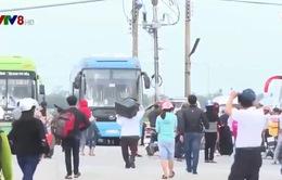 Lao động trẻ rời làng vào Nam sau Tết