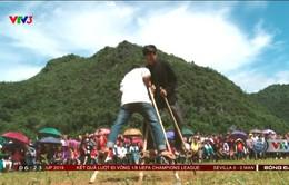 Độc đáo người Tày ở Lạng Sơn chuẩn bị cho lễ hội lồng tồng