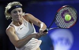 Quần vợt Dubai Championships: Svitolina đi tiếp, Ostapenko bị loại