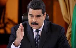 Tổng thống Venezuela kêu gọi đẩy sớm thời gian tổng tuyển cử