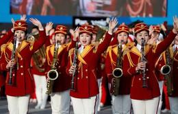 Sắc màu âm nhạc ấn tượng tại Olympic mùa Đông PyeongChang 2018