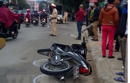 Thanh Hóa: Tai nạn liên hoàn khiến 6 người bị thương nặng