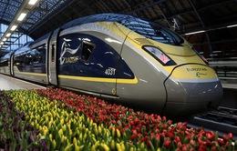 Eurostar triển khai tuyến đường sắt London - Amsterdam