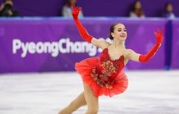 TRỰC TIẾP Olympic PyeongChang 2018 ngày thi đấu 23/2: Đoàn thể thao Olympic đến từ Nga giành HCV môn trượt băng nghệ thuật nội dung đơn nữ