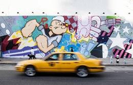 Tranh graffiti - Đặc sản du lịch của Thành phố New York, Mỹ