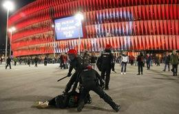 Europa League: Bạo loạn tại Bilbao, một cảnh sát TBN thiệt mạng