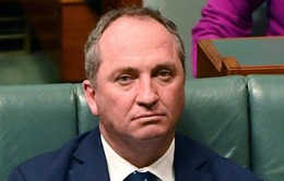 Phó Thủ tướng Australia từ chức vì bê bối tình ái với nhân viên