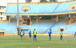 CLB Quảng Nam tích cực chuẩn bị cho trận tranh Siêu cúp quốc gia 2018