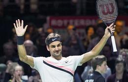 """Roger Federer thừa nhận đã """"rất già"""" với tennis"""