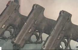 Nỗi ám ảnh súng đạn của nước Mỹ