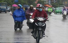 Ngày 23/2, mưa liên tục ở khu vực Thanh Hóa đến TT-Huế