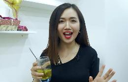 Giảm cân sau Tết cùng BTV Dương Huyền