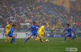 Vượt qua SLNA, CLB Quảng Nam lần đầu đăng quang Siêu cúp Quốc gia