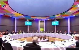 Hội nghị thượng đỉnh bất thường của EU