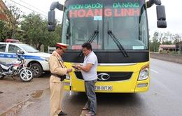 Quảng Bình ra quân tuần tra, kiểm soát về trật tự an toàn giao thông