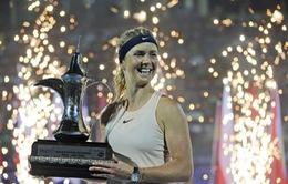 Svitolina bảo vệ thành công chức vô địch Dubai Championships