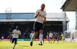 Crystal Palace 0-1 Tottenham: Harry Kane lên tiếng, Gà trống tái chiếm Top 4