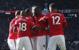Tam tấu Man Utd lên tiếng, Lukaku xé tan mảnh lưới Chelsea