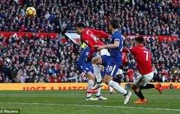 VIDEO, Man Utd 2-1 Chelsea: Lingard đánh đầu hiểm hóc nâng tỉ số