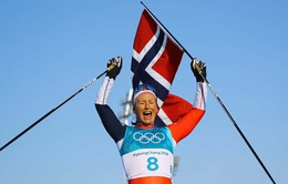 Olympic PyeongChang 2018 ngày thi đấu 25/2: Na Uy giành tấm HCV cuối cùng qua đó giành vị trí nhất toàn đoàn