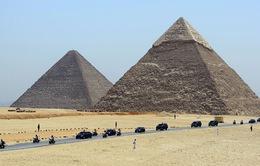 Ai Cập phát hiện khu di tích cổ