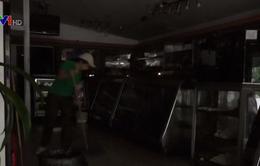 Bão mạnh quét qua thành phố Dallas của Mỹ, hàng trăm nghìn nhà mất điện
