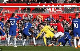 VIDEO: Tổng hợp diễn biến Man Utd 2-1 Chelsea