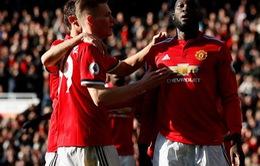 """""""Người cũ còn thương"""", Lukaku từ chối ăn mừng bàn thắng vào lưới Chelsea"""