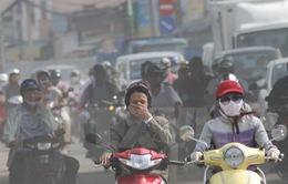 Ô nhiễm không khí tại TP.HCM chủ yếu do các hoạt động giao thông