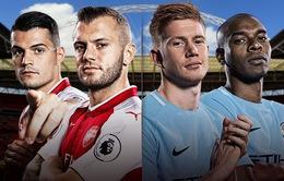 Lịch thi đấu bóng đá tối nay 25/2, rạng sáng 26/2: Man Utd - Chelsea, Arsenal - Man City