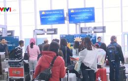Vietnam Airlines khuyến cáo khách cảnh giác web tặng vé miễn phí