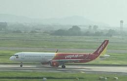 Thời tiết xấu ảnh hưởng nhiều chuyến bay tại Vinh, Hải Phòng, Thanh Hoá và Hà Nội