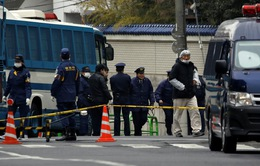 Nhật Bản bắt 2 đối tượng xả súng vào trụ sở một tổ chức thân Triều Tiên